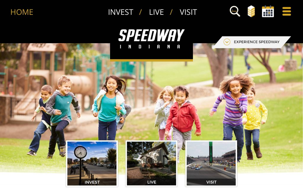 Speedway Redevelopment Commission Website